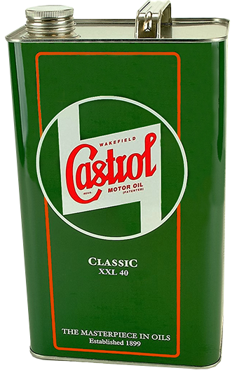 castrol oldtimer l castrol classic xxl 40 motor l csc. Black Bedroom Furniture Sets. Home Design Ideas